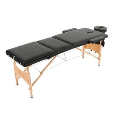 Abody 3 Fold Portable Massage Bed