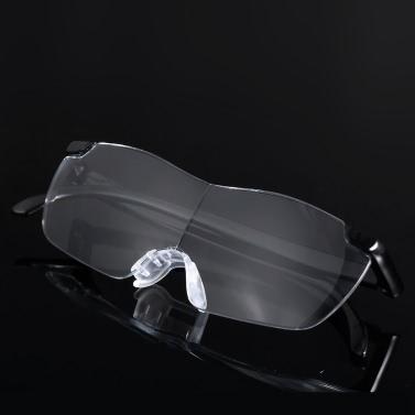 Очки для увеличения очков 5X 160 градусов Увеличивающие очки Сумка для хранения включена