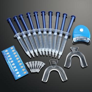 Zähne Pflege Whitening Home Kit Tools