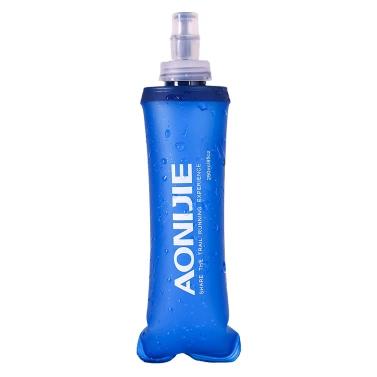 AONIJIE Sports Foldable BPA PVC Free Soft Bottle 500ml