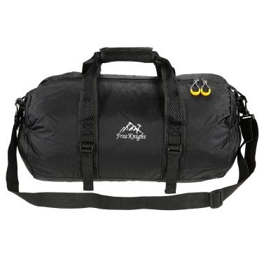 Free Knight Ultra-light Packable Outdoor Bag Travelling Handbag Shoulder Bag Large Capacity Fitness Yoga Duffle Bag  Saddlebag Cross Body Pack