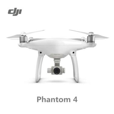 DJI Phantom 4 FPV RC Quadcopter - Get Two Extra Free Original DJI Phantom 4 battery