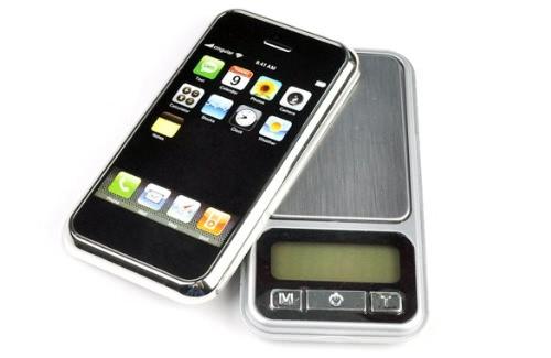 Buy 0.01g x 100g Digital Pocket Jewelry Scale Diamonds Balance Weight Lab LCD