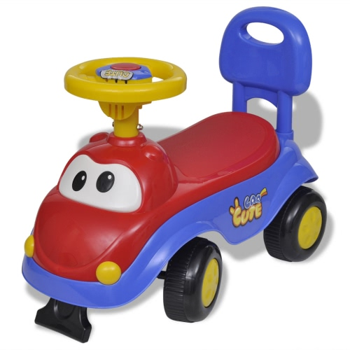 Blue-red Children's Ride-on Car от Tomtop.com INT