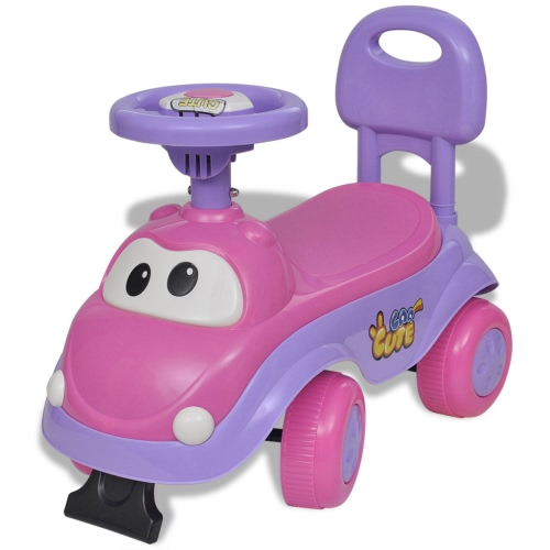 Pink-purple Children's Ride-on Car от Tomtop.com INT