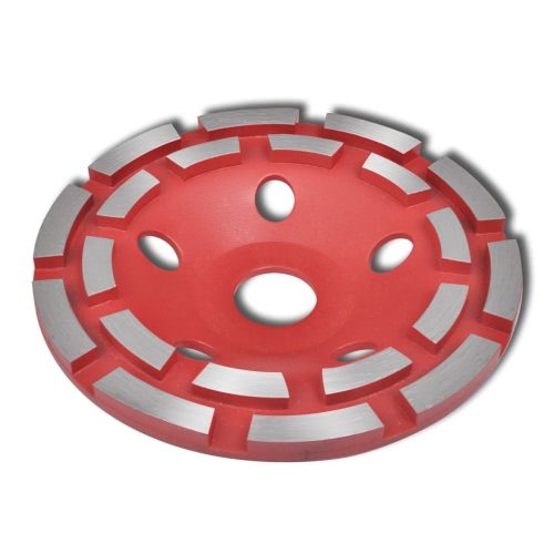 Diamond Grinding Cup Wheel Double Row 125mm