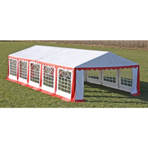 Buy Party Tent 10 x 5 m. Red