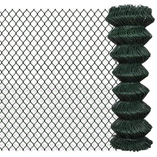 "Chain Fence 4' 1"" x 82' Green от Tomtop.com INT"