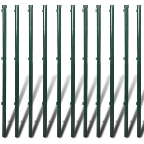 "Chain Fence 2' 7"" x 82' Green with Posts & All Hardware от Tomtop.com INT"