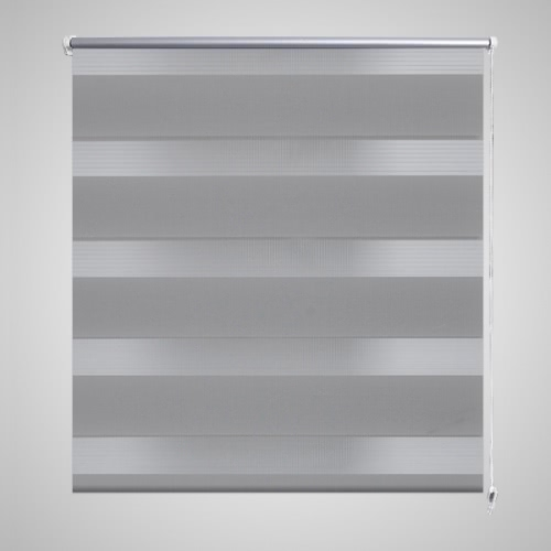 Buy Zebra Blind 40 x 100 cm Grey