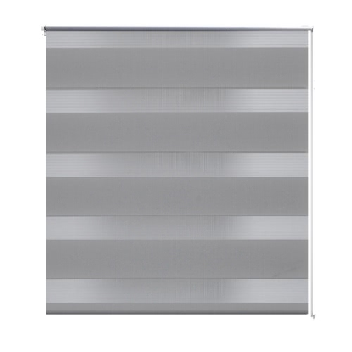 Buy Zebra Blind 80 x 150 cm Grey