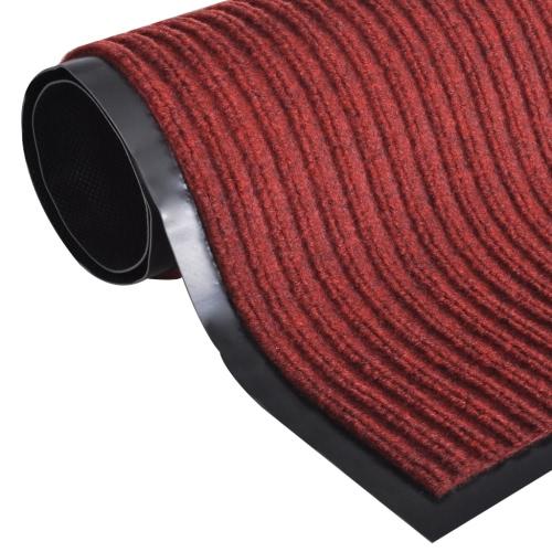 Buy Red PVC Door Mat 180 x 240 cm