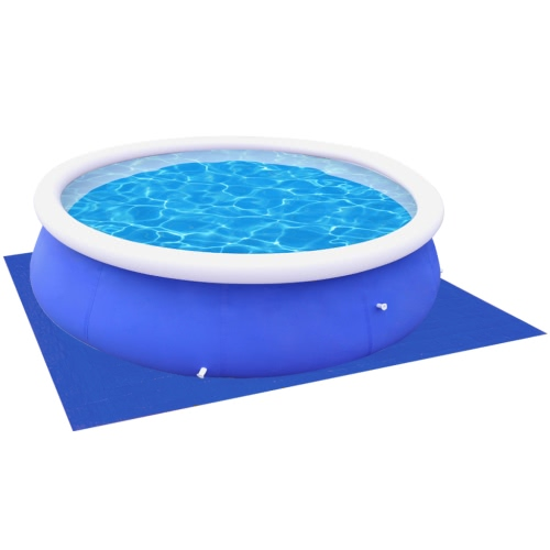 Pool Ground Cloth PE Round Pool Sheet 360 /367 cm от Tomtop.com INT
