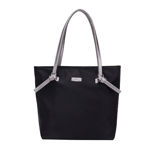 Buy Fashion Women Handbag Nylon Oxford Large Capacity Zipper Casual Shoulder Tote Bag