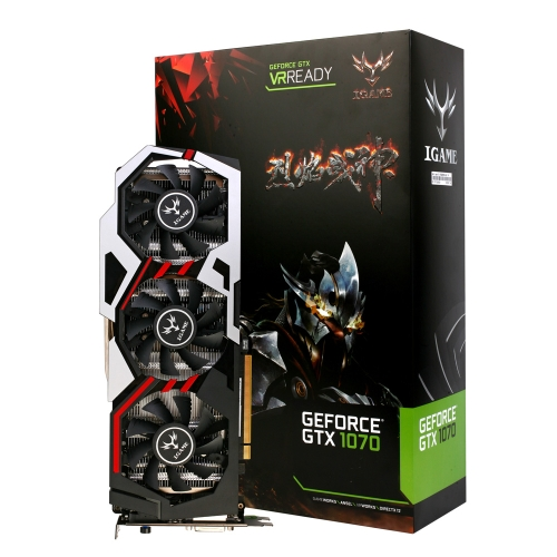 NVIDIA GeForce GTX iGame 1070 U-8GD5 GPU 8GB 256bit,limited offer $439.99