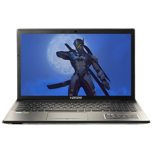 "HASEE K670D-G4D1 Laptop Notebook PC 15.6"" IPS 1920*1080 HD Display for Intel G4560 Processors GTX1050 4G GDDR5 8GB DDR4 1TB HDD от Tomtop.com INT"