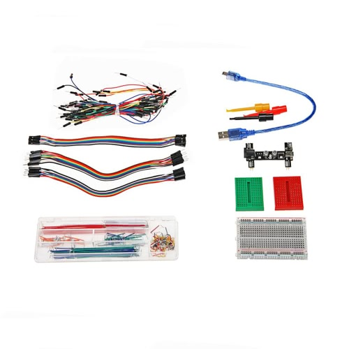 Buy Multi-Functional Breadboard Jumper Wire Kit Arduino DIY