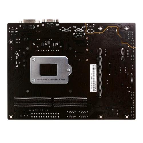 Colorful Battle AXE C.B150M-D V23 Mainboard Motherboard for Intel B150 LGA 1151 Socket SATA 6Gb/s M.2 USB 3.0 Gaming DDR4 mATX Desktop Computer System Board Main Circuit Base Board