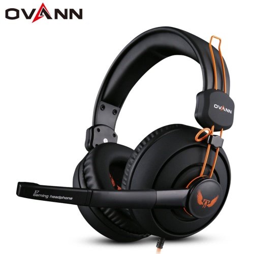 Buy Ovann X7 Professional Esport Gaming Stereo Bass Headset Headphone Earphone Ear 3.5mm Wired Microphone PC Computer Laptop