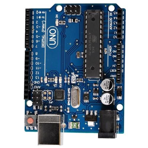 Belajar Arduino: Alat Detektor Api, Asap, dan Karbon