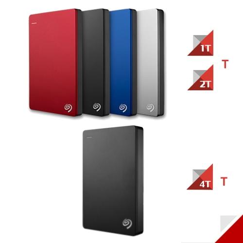 Seagate Backup Plus Slim USB 3.0 2.5 1TB Portable External Hard Drive for Desktop Laptop STDR1000303