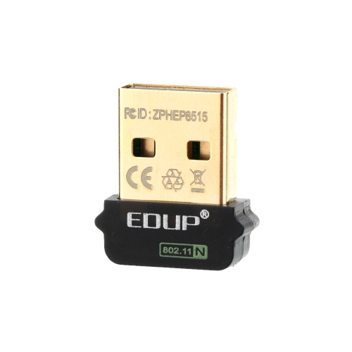 Buy EDUP 2.4GHz 150Mbps 150M WiFi Wireless Mini Nano USB Network Card Adapter IEEE 802.11b/g/n