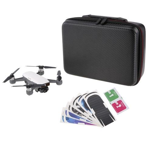 Original DJI Spark 12MP 1080P Wifi FPV Quadcopter with Extra Shockproof Handbag and 6pcs Waterproof Carbon Fiber Sticker от Tomtop.com INT