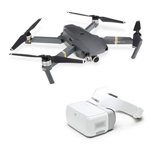 DJI Mavic Pro RC Quadcopter with DJI Goggles от Tomtop.com INT