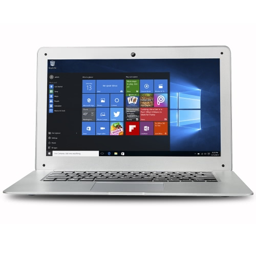 PiPO W9PRO Ultrabook Windows 10 Ultra-Slim HD Notebook EU Plug от Tomtop.com INT