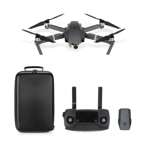 DJI Mavic Pro Foldable Obstacle Avoidance Drone FPV RC Quadcopter от Tomtop.com INT