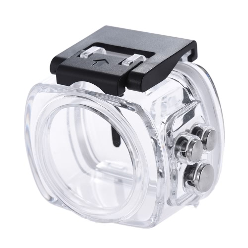 Underwater Diving Photography Waterproof 30M Case Protector for Andoer 360 Degree Full HD Panoramic Sports Action Camera от Tomtop.com INT