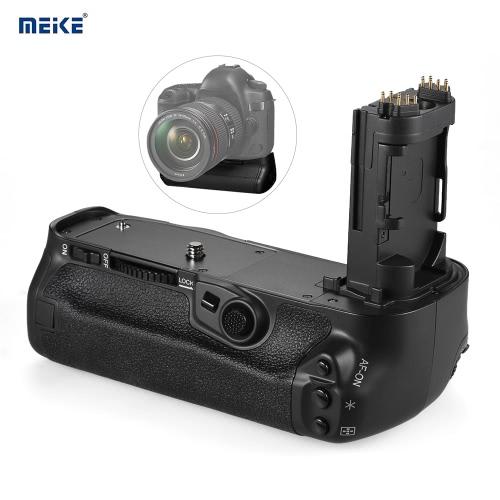 Buy Meike MK-5D4 Vertical Battery Grip Power Pack Backpack Holder Compatible LP-E6N/LP-E6 Replacement BG-E20 Canon 5D Mark IV