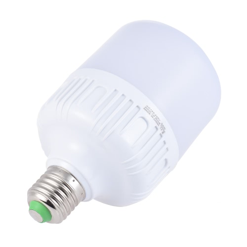 Buy 24W E27 Photography LED Bulb Light Lamp 5Energy Saving Beads 5500K Daylight Studio Video Home Commercial Lighting