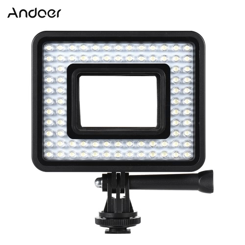 Andoer Action Camera LED Ring Light от Tomtop.com INT