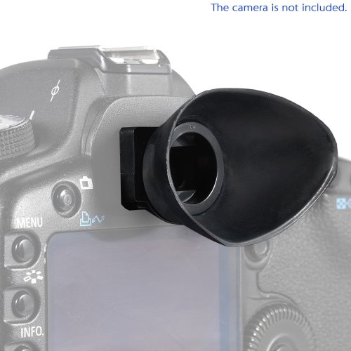 Rubber 18mm DSLR Camera Photo Eyecup Eye Cup Eyepiece Hood for Canon EOS 1100D 700D 650D 600D 550D 500D 450D 400D 300D for Rebel T5i T4i T3i T3 T2i T1i XTi XSi XS 11281