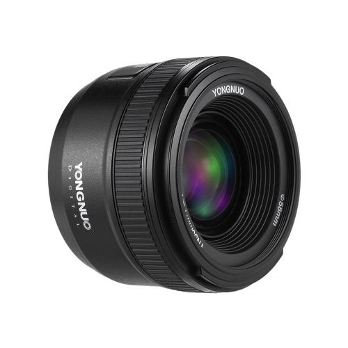 YONGNUO YN35mm F2N f2.0 Wide-Angle AF/MF Fixed Focus Lens F Mount for Nikon DSLR Cameras 35mm от Tomtop.com INT