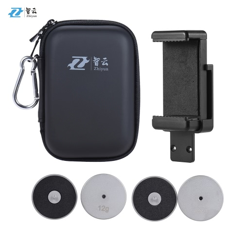 Buy Zhiyun Smooth Series Live Vertical Shooting Suite Accessories Smooth-C Smooth-II Handheld Gimbal Video Show