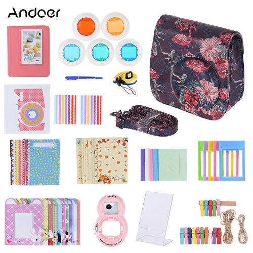 Andoer 14 in 1 Accessories Kit for Fujifilm,free shipping $21.33(Code:AKFIM5)