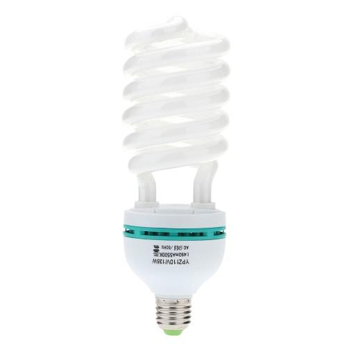 E27 110V 5500K 135W Photo Studio Bulb Video Light Photography Daylight Lamp от Tomtop.com INT