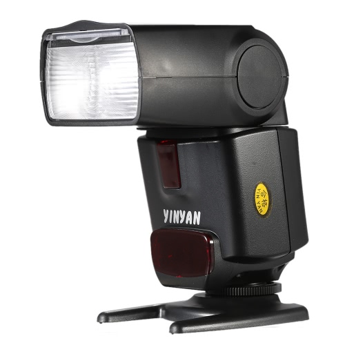 Buy CY-450M Speedlite GN36 Wireless Sync Flash M/A/S/SD Bounce Wide-angle Diffuser Canon EOS 550D 600D 650D 700D/Rebel T2i T3i T4i T5i Nikon D5500 D5200 D3200 D5300 D3300 Sony(Alpha) Pentax Olympus Panasonic Camera