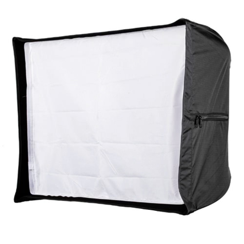Buy 50 * 70cm / 20 28in Portable Foldable Quadrangle Umbrella Softbox Diffuser Reflector Photography Photo Studio Flash Speedlite Strobe Lighting