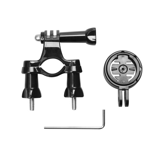 Buy Andoer Bike Handlebar Seatpost Mount Stand Adapter Holder Garmin Edge Cycle GPS 25 200 500 510 520 800 810 1000 Accessories Gopro 2 3 3+ 4 4s