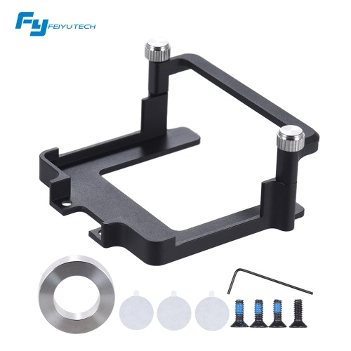 FeiyuTech Camera Mounting Kit Clip Mount Plate Adapter Connector for Feiyu WG WGS Connects for GoPro Hero5 Action Camera от Tomtop.com INT
