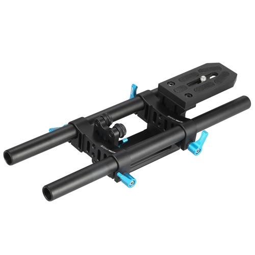 Buy Fotga DP500II Mini Camera Video Track Rail Slider Rod Support Stabilizer System Canon Nikon Sony DSLR Camcorders DV