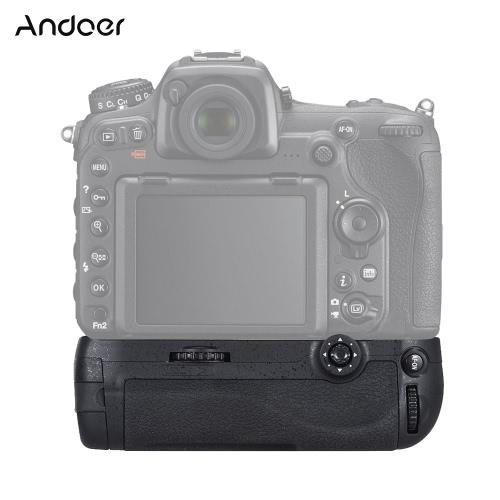 Buy Andoer Vertical Multi Battery Power Pack Grip Holder MB-D17 Replacement Work EN-EL15 AA Batteries Nikon D500