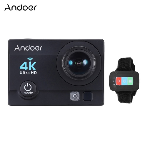 Andoer Q3H-R 4K 30fps 16MP WiFi Action Camera,limited offer $42.99