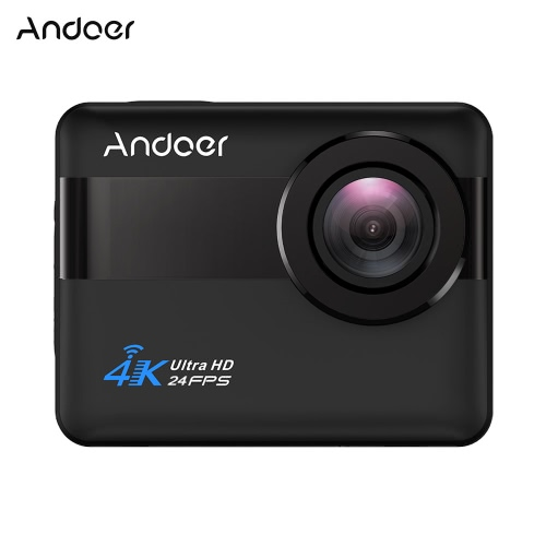 $7 OFF Andoer AN1 4K WiFi Sports Camera,shipping from DE Warehouse $72.99