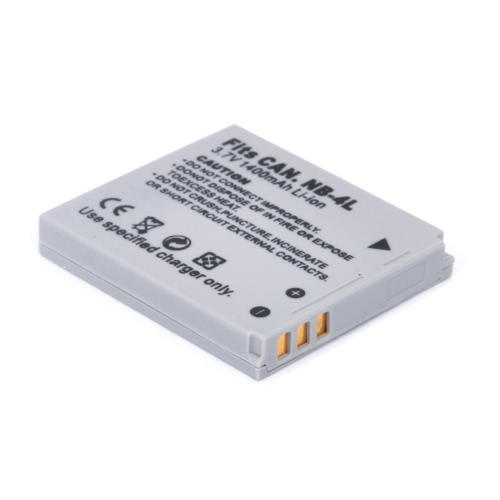 Buy 1400mah Camera Battery NB-4L NB4L Canon Digital IXUS 100 110 30 IS IXY 10 SD300