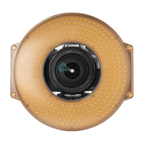 F & V DOF R-300 Video Continuous Lighting LED Ring Light with L-Bracket for DSLR Camera от Tomtop.com INT
