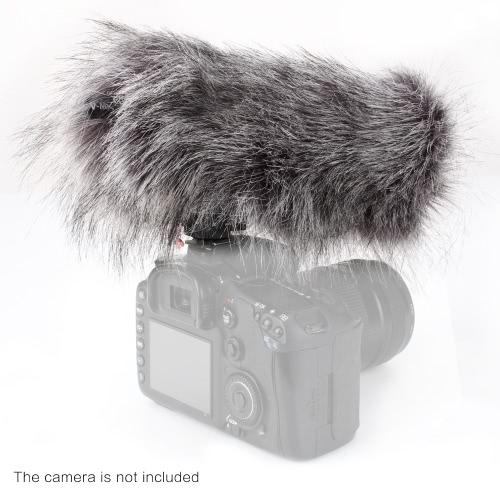Aputure V-Mic D2 Sensitivity Adjustable Directional Condenser Shotgun Microphone for Canon Nikon Sony Camera DV от Tomtop.com INT